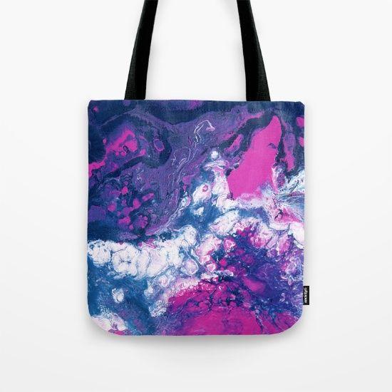 Buy Lava Love Tote Bag by Jazzyinked at Society6