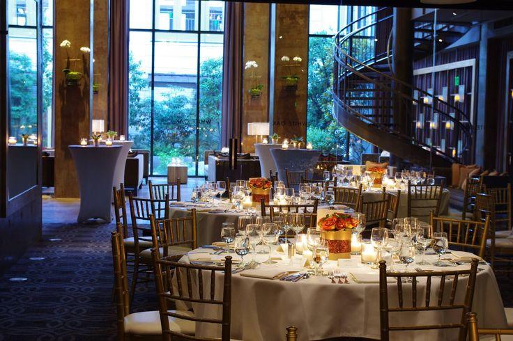 White Oak Room Event Space | Proximity Hotel | Greensboro