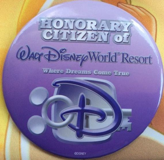 How To Become A Citizen Of Walt Disney World - Living The Dream. Shirley Temple. Marceline, MO.