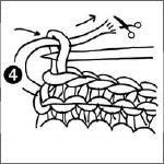 Stap 3: Breisteken afkanten | Uit de Startershandleiding: Breien Voor Beginners - Hoe moet ik mijn breiwerk afkanten, simpel te leren, duidelijke uitleg