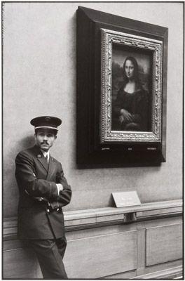la Joconde, le Louvre • Alécio de Andrade