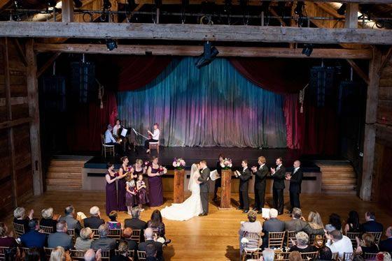 Rustic, Pretty Barn Wedding | Virginia wedding venues ...