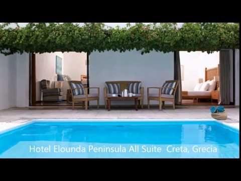 Hotel Elounda Peninsula All Suite  Creta, Grecia