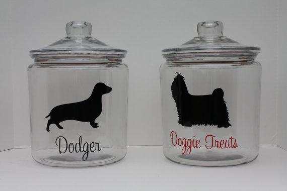 Pickle Jars Repurposed