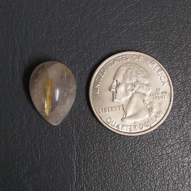 13 CTS Natural Golden Rutile cabochon Pear shape loose semi precious gemstone cabochon size 18 x 17 mm approx wholesale gemstone by gemsandjewells on Etsy