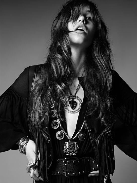 The PSYCH ROCK collection from Saint Laurent by Hedi Slimane 46 | Fashion | Vogue