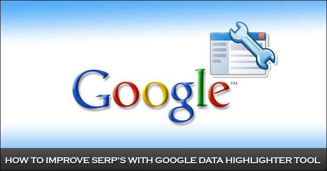 Here is an effective guide for enabling structured data in your website using Google data highlighter tool hence improving the SERP visibility.