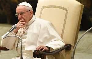 (Arquivo) Papa Francisco - Fornecido por AFPNa Sexta-feira Santa, Papa fala sobre vergonha para a Igreja e a humanidade