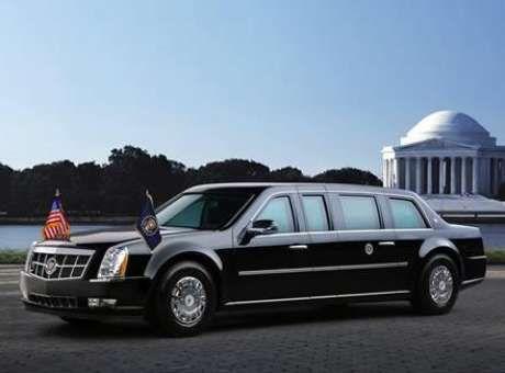 Historia de los Autos Presidenciales en USA - LIMUSINA DE OBAMA