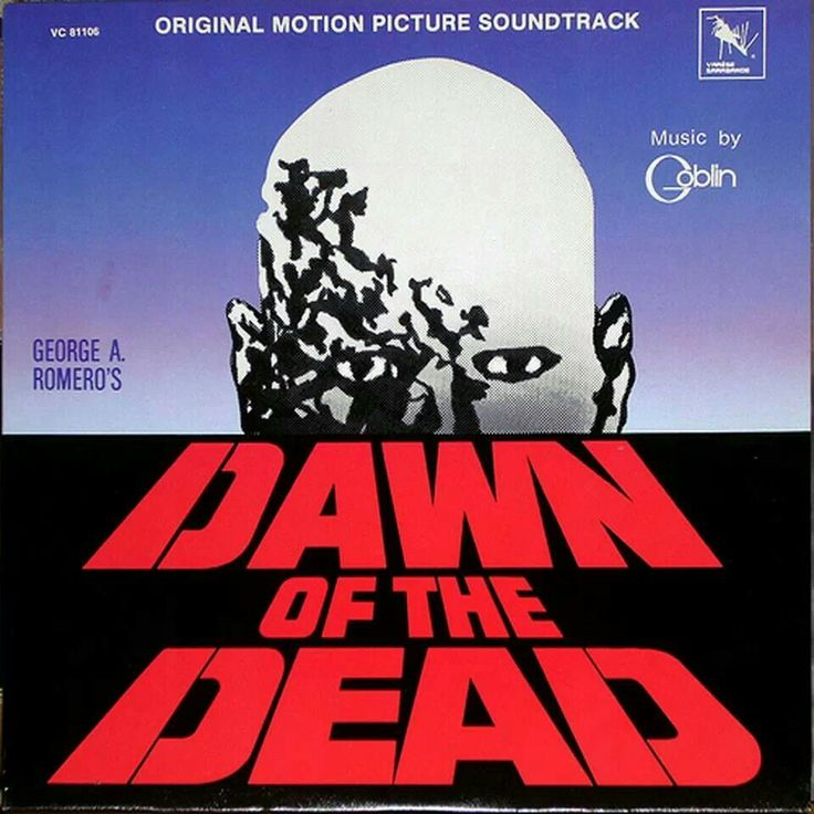 George A Romero's follow up to Night of the Living Dead.....Dawn of the Dead.