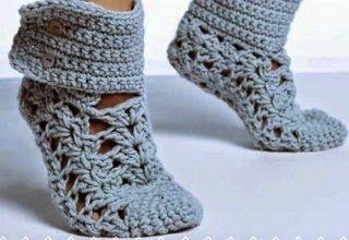 Reçete günlüğü ile tığ terlik kadın aksesuar mavi ayakkabılar gökyüzü