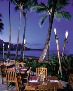 Dukes in Waikiki!  Love that place! :)