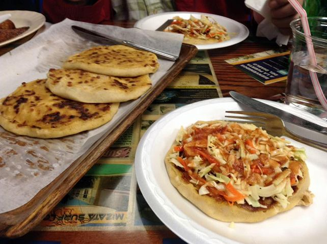 エルサルバドル料理 | TORJA