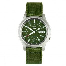 Seiko 5 Military Automatic Mens Watch SNK805 SNK805K2