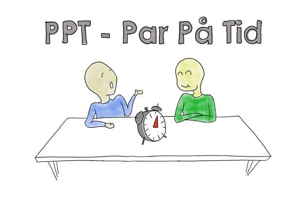 Par på tid, kooperativt lärande