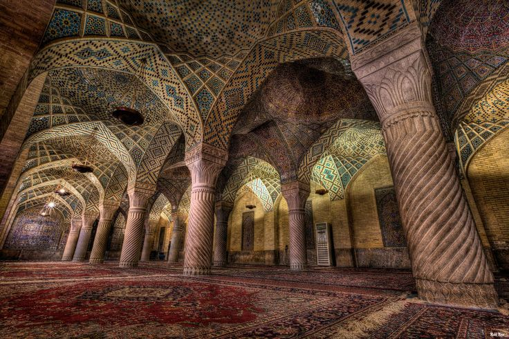 Nasir al-Mulk Mosque, Shiraz | Iran (by Michele Moroni)