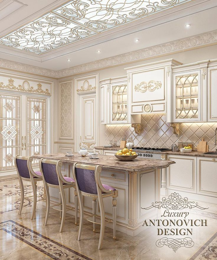 66 best New classic images on Pinterest   Luxury kitchens, Dream ...