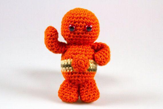 Crochet C3PO Pattern Amigurumi Crochet Pattern by PointelleShop