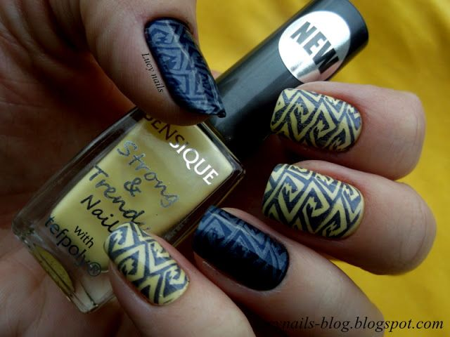 Sensique  Strong&Trendy Nails nr 183 Touch Of The Sun