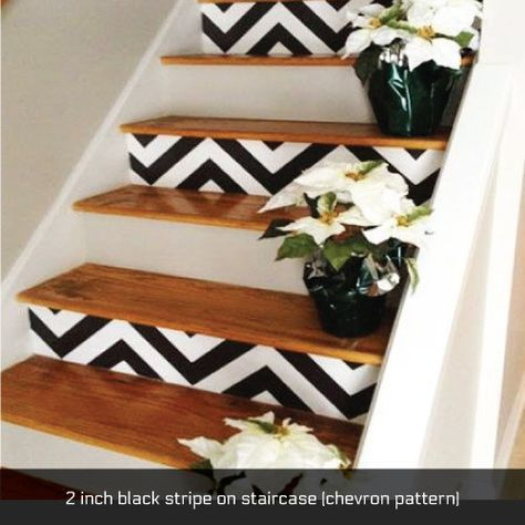 Sold by the roll, Easy Stripe is self-adhesive striping used to decorate walls…