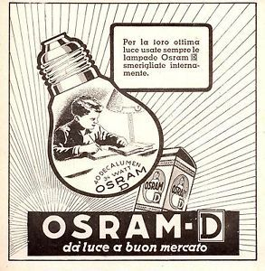 Lampadine OSRAM