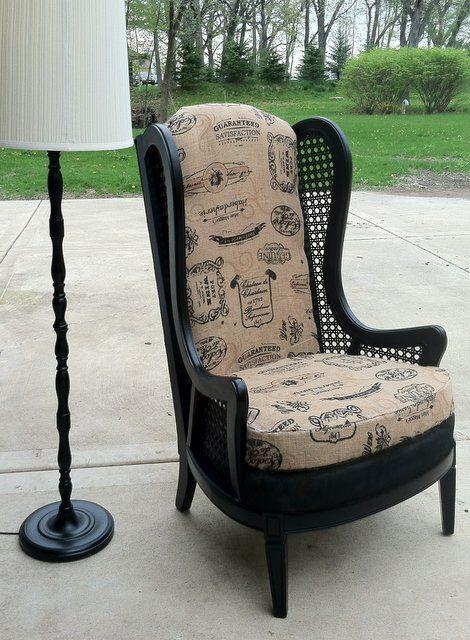 Easy GLUE GUN upholstery tutorial!