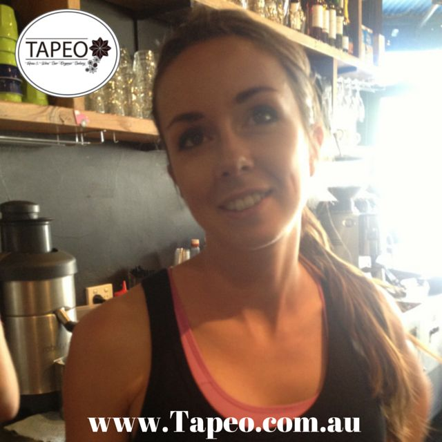 MEET THE TEAM: Mathilde is always ready to serve with a smile at Tapeo: 82 Redfern St, Redfern NSW. Check us out at http://www.Tapeo.com.au & follow us on FB http://FB.com.tapeo.au #tapeo #tapeocafe #tapeoredfern #redfern #sydneycafe #sydney #cafe #restaurant #beautiful #beauty #gorgeous #pretty #smile #smiles #stunning
