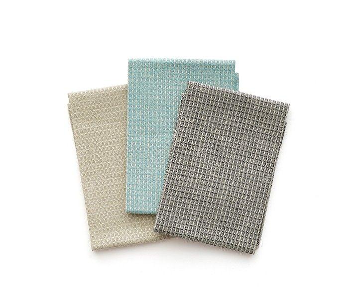 Växbo Lin Bubbel Tea Towel - Winter Collection - Heath Ceramics