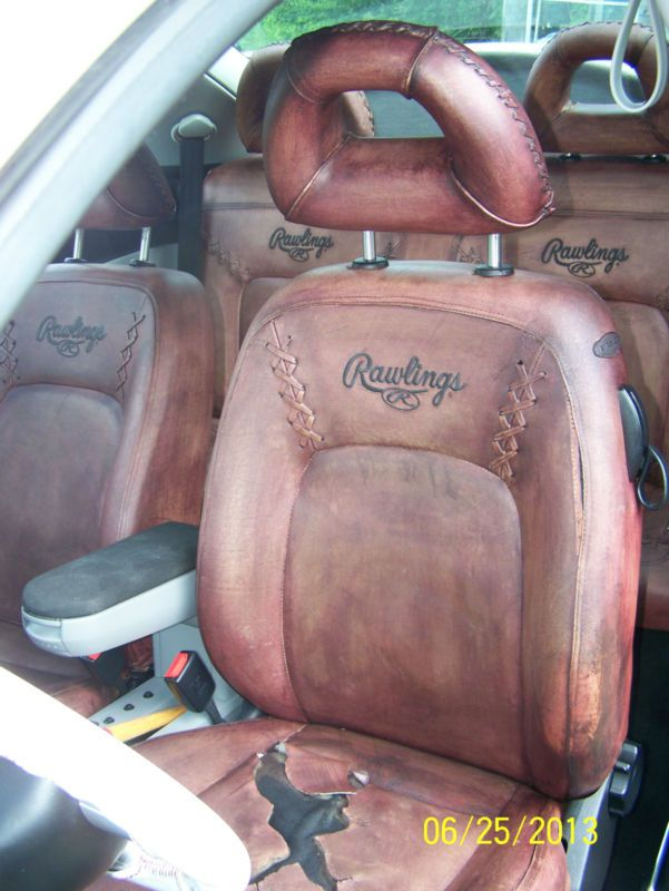 Rawlings Baseball Beetle Interior...That is awesome!
