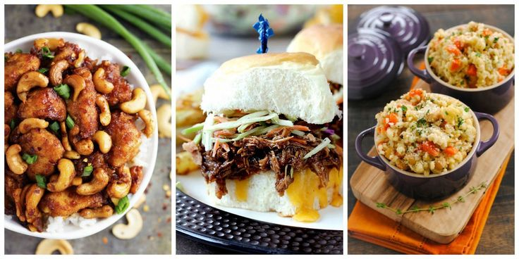 35 Easy Slow Cooker Recipes for Busy Nights
