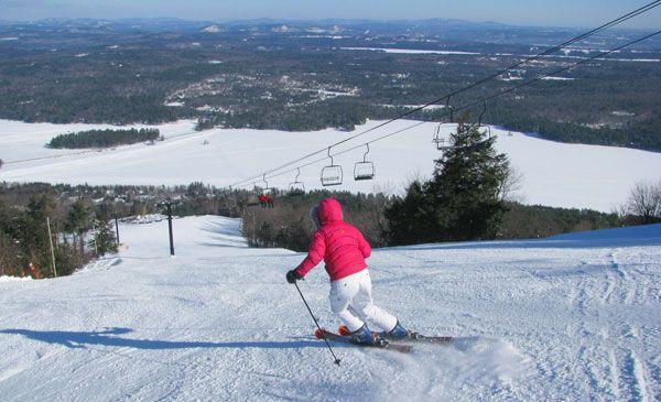love the view from Shawnee Peak – Maine http://www.familyskitrips.com/newengland/maine/shawnee_peak.htm
