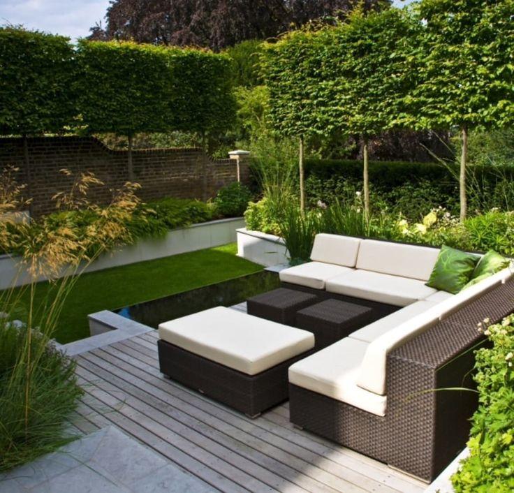 New Finde Terrasse Designs Aus dem Garten wird eine Oase Entdecke die sch nsten Bilder zur