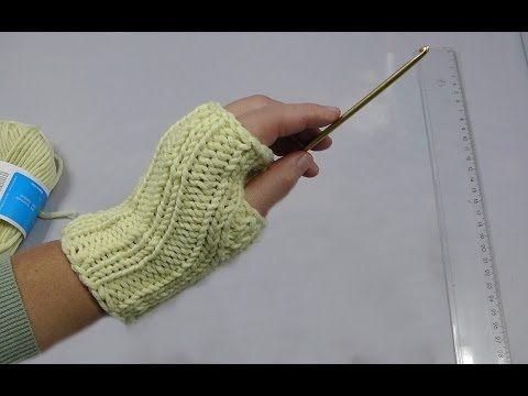 """Knooking - Armstulpen oder Pulswärmer für die facebook-Gruppe """"Knooking"""" - YouTube"""