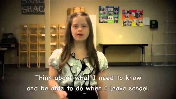 """""""DON'T LIMIT ME!""""- Powerful message from Megan with Down Syndrome"""