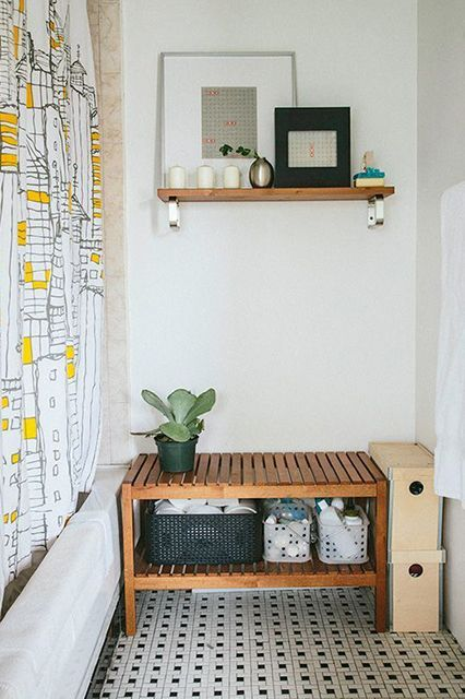 8 pretty AND practical storage solutions for tiny homes