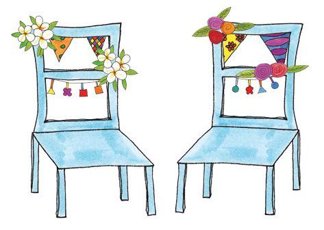25 beste idee n over versierde stoelen op pinterest for Schapenboerderij te koop