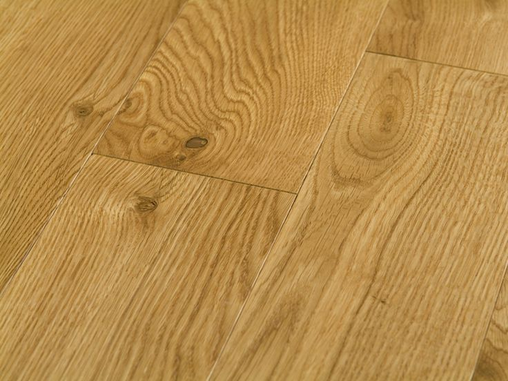 13 Best Images About Natural Unstained Oak Flooring On
