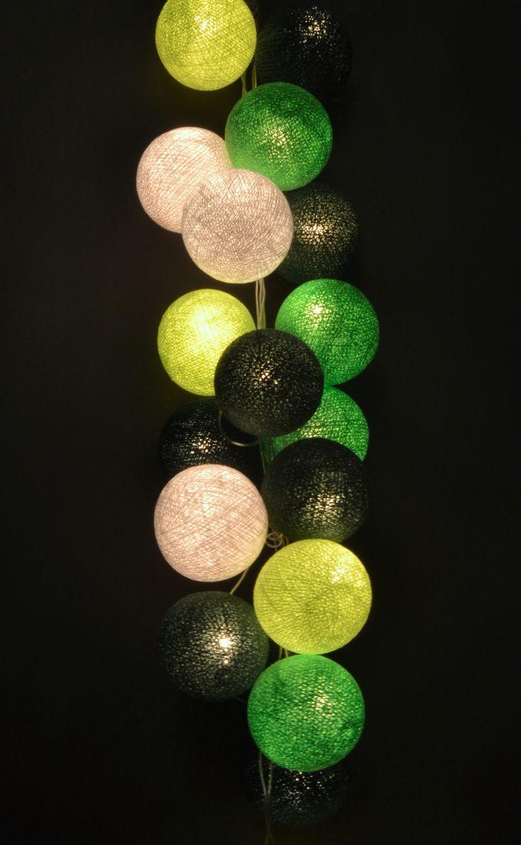 Pipilota Verde, disponible en 20 y 35 luces www.pipilota.cl