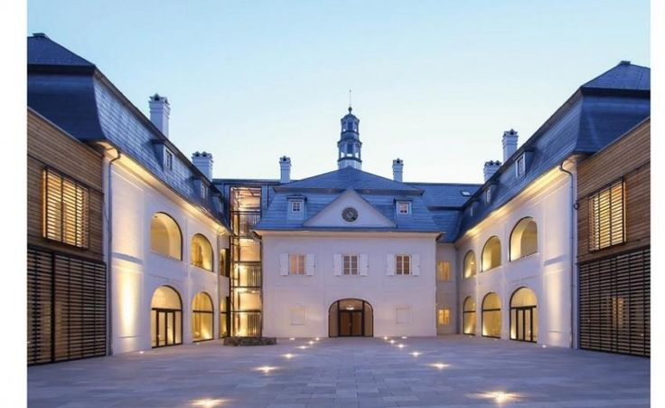 Historic Hotel New Member Award 2017, Winner: Château Gbeľany, Country: Slovakia