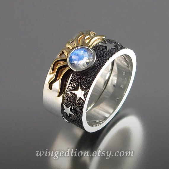 e Etsy listing at https://www.etsy.com/listing/168832474/solar-eclipse-sun-and-moon-engagement....Love This!!!!!