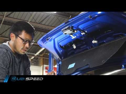 LED License Plate Bulbs - 2015 WRX / 2015 STI / 2013+ BRZ - License Plate Lights - License Plate - Exterior - 2015+ Subaru STI