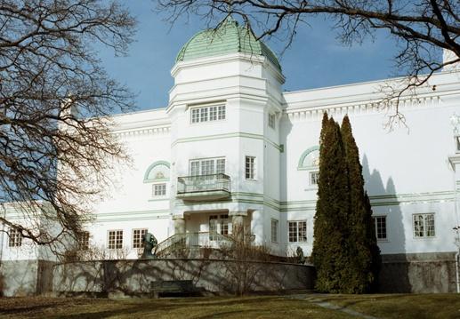 Thielska Galleriet 1907 Ferdinand Boberg Utomhus