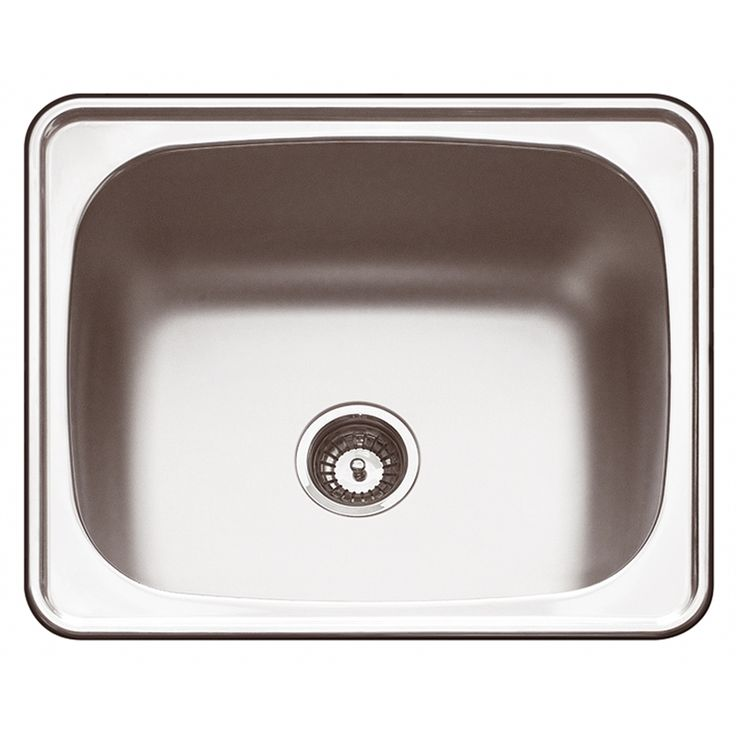 $262 Trough Laundry Inset Vch Abey 45l W/bypass Pr45a I/N 5111802   Bunnings Warehouse