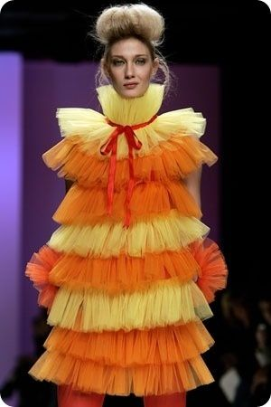 Sorry to spoil the surprise, but I think I found Misty's dress for the wedding!