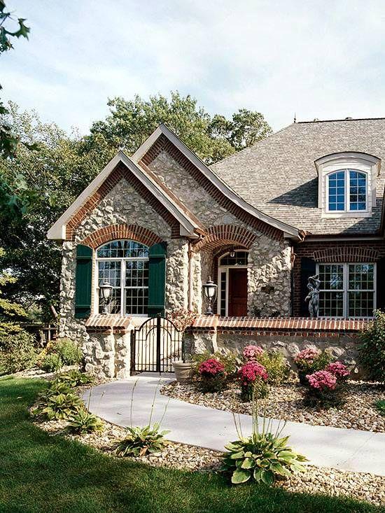 23 Tudor Styled Homes