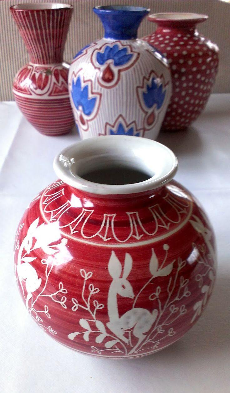 Retro Scandinavian: Elle Keramikk