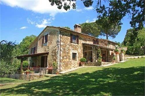 "Cpge1619-A Prestigious Farmhouse 'La Casina"" For Sale In Tuscany (MD2375284) -  #Farm for Sale in Siena, Toscana, Italy - #Siena, #Toscana, #Italy. More Properties on www.mondinion.com."