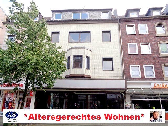 Altersgerecht Erstbezug In 46145 Oberhausen Sterkrade Seniorengerechte Luxus Penthouse Wohnung Mit