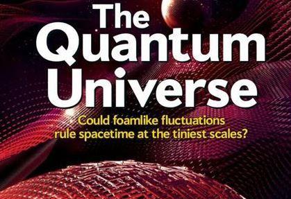 """Craig Hogan dünyanın bulanık, belirsiz, hayâli bir yer olduğuna inanıyor. Bu tarif ona göre bir metafor değil. Şikago Üniversitesi'nde fizikçi ve Batavya yakınlarındaki Fermilab Parçacık Astrofizik Merkezi'nde de direktör olan Craig Hogan, uzay- zamanın en küçük altboyutlarına kadar indiğimizde, gerçek anlamda """"titreşen bir evren"""" bulacağımızı düşünmekte… ve bu titreşim ona göre çok yoğun bir gürültü- ..."""