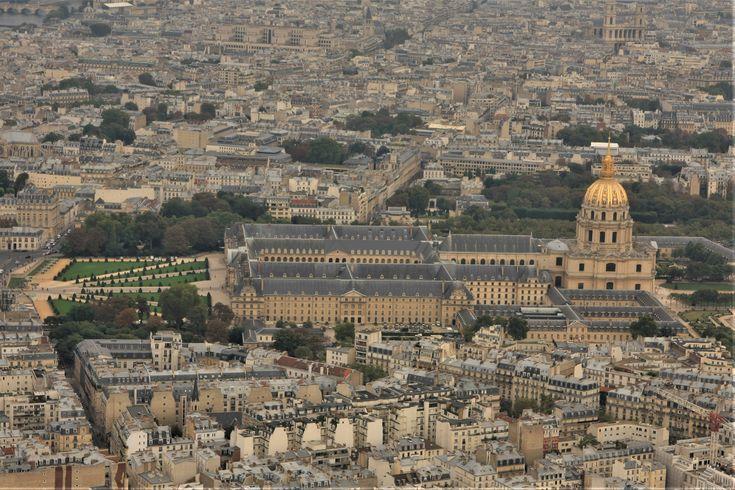 What to visit in Paris? Dôme des Invalides!